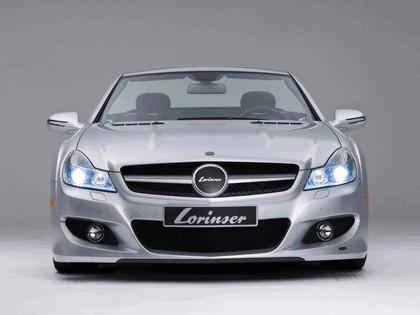 2008 Mercedes-Benz SL-klasse ( R230 ) by Lorinser 2