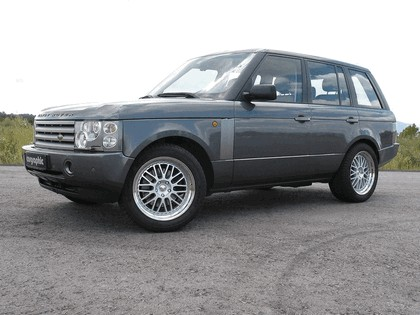 2008 Land Rover Range Rover by Cargraphic 1
