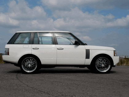 2008 Land Rover Range Rover by Cargraphic 6