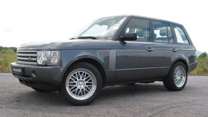 2008 Land Rover Range Rover by Cargraphic 9