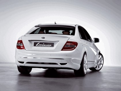 2008 Mercedes-Benz C-klasse ( W204 ) by Lorinser 9