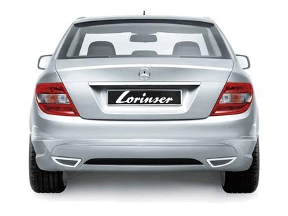 2008 Mercedes-Benz C-klasse ( W204 ) by Lorinser 16