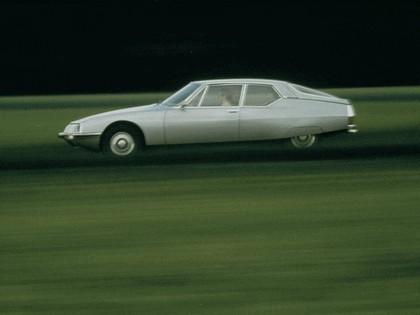 1972 Citroen SM 2