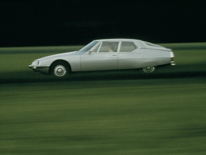 1972 Citroën SM 2