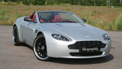 2008 Aston Martin V8 Vantage roadster by Cargraphic 2