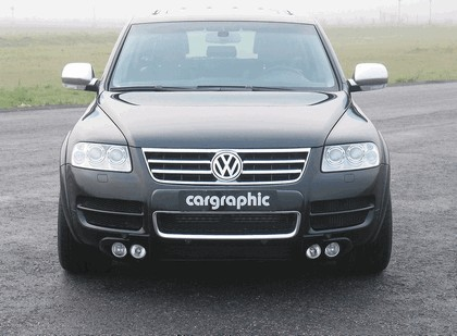 2008 Volkswagen Touareg by Cargraphic 2