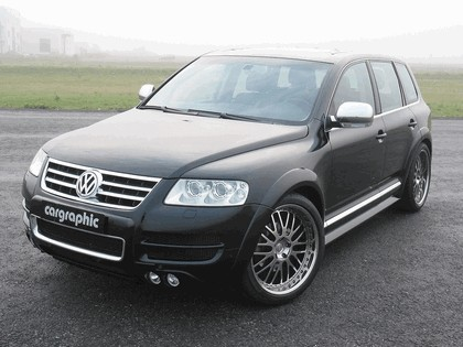 2008 Volkswagen Touareg by Cargraphic 3