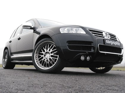 2008 Volkswagen Touareg by Cargraphic 4