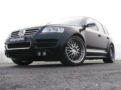 2008 Volkswagen Touareg by Cargraphic 5