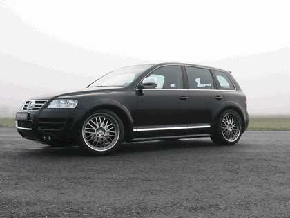 2008 Volkswagen Touareg by Cargraphic 6