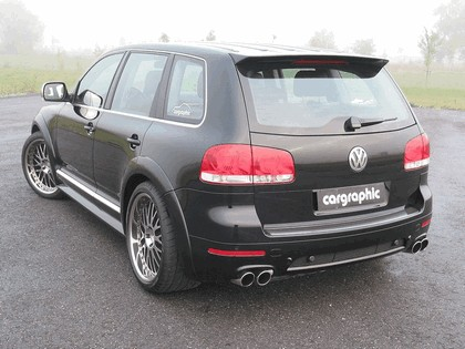 2008 Volkswagen Touareg by Cargraphic 8