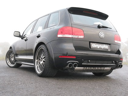 2008 Volkswagen Touareg by Cargraphic 9