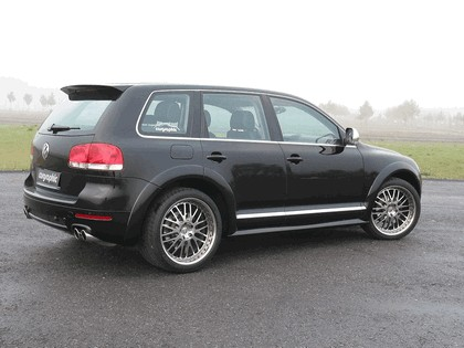 2008 Volkswagen Touareg by Cargraphic 13