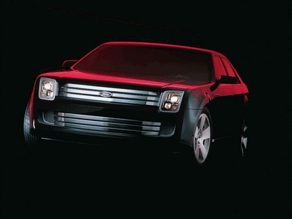 2003 Ford 427 concept 7