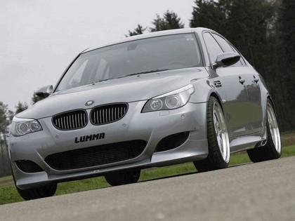 2008 BMW M5 ( E60 ) by Lumma Design 1