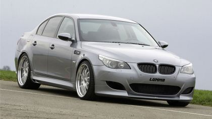 2008 BMW M5 ( E60 ) by Lumma Design 3