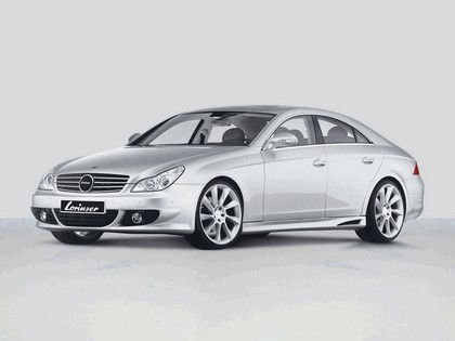 2005 Mercedes-Benz CLS-klasse ( C219 ) by Lorinser 1