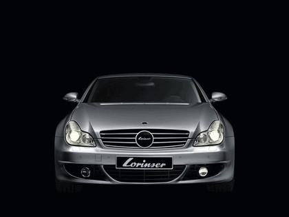 2005 Mercedes-Benz CLS-klasse ( C219 ) by Lorinser 4