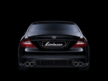 2005 Mercedes-Benz CLS-klasse ( C219 ) by Lorinser 6