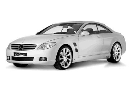 2008 Mercedes-Benz CL-klasse ( C216 ) by Lorinser 2