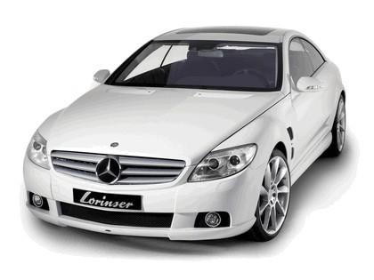 2008 Mercedes-Benz CL-klasse ( C216 ) by Lorinser 3