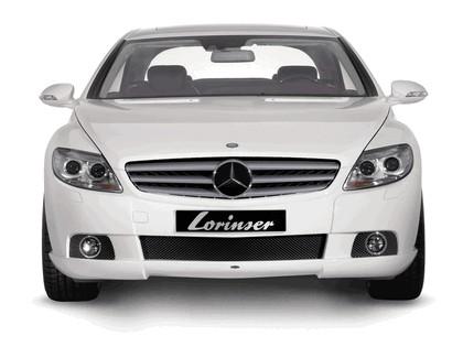 2008 Mercedes-Benz CL-klasse ( C216 ) by Lorinser 5
