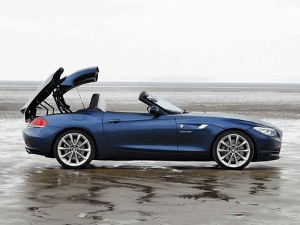 2009 BMW Z4 - UK version 4