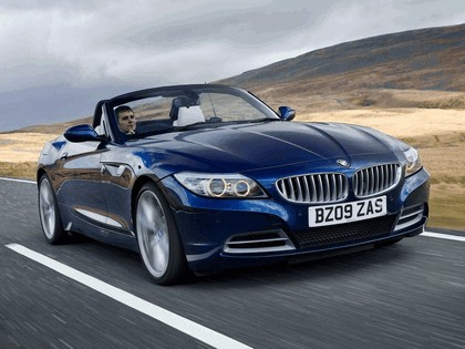 2009 BMW Z4 - UK version 8