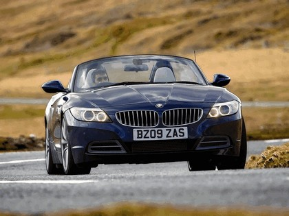 2009 BMW Z4 - UK version 9
