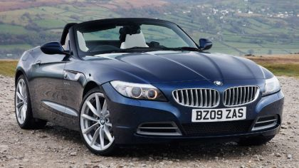 2009 BMW Z4 - UK version 2