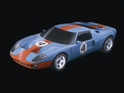 2003 Ford GT concept 1