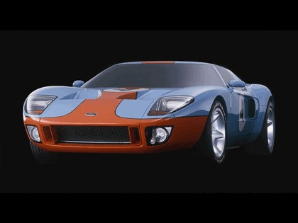 2003 Ford GT concept 2