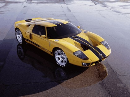 2003 Ford GT concept 14