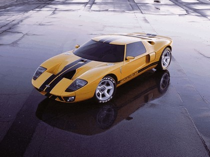 2003 Ford GT concept 15