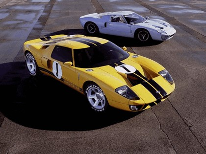 2003 Ford GT concept 18