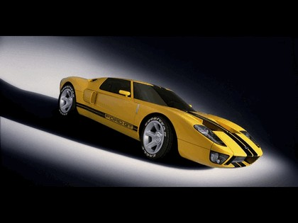 2003 Ford GT concept 19