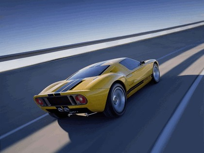 2003 Ford GT concept 23