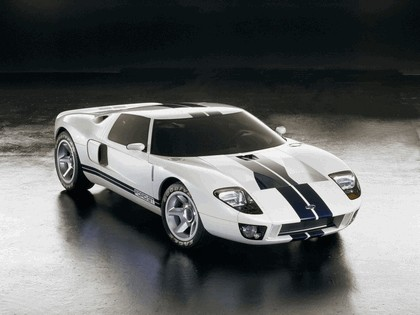 2003 Ford GT concept 30