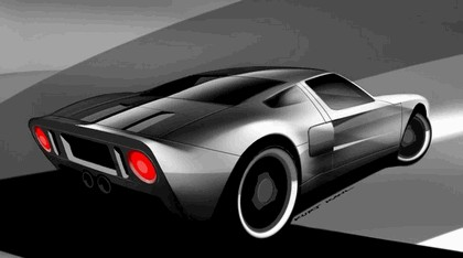 2003 Ford GT concept 58