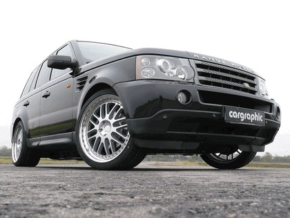 2009 Land Rover Range Rover Sport HSE by Cargraphic 1