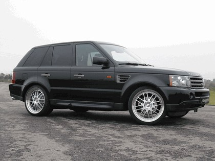 2009 Land Rover Range Rover Sport HSE by Cargraphic 3