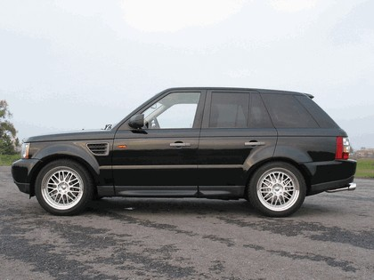 2009 Land Rover Range Rover Sport HSE by Cargraphic 4