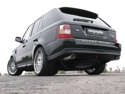 2009 Land Rover Range Rover Sport HSE by Cargraphic 11