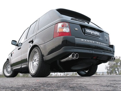 2009 Land Rover Range Rover Sport HSE by Cargraphic 12