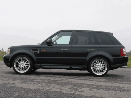 2009 Land Rover Range Rover Sport HSE by Cargraphic 14