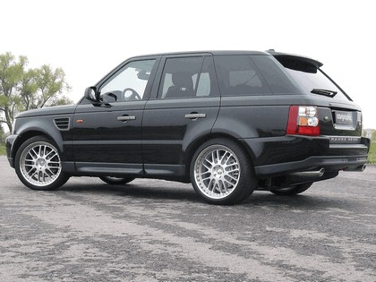2009 Land Rover Range Rover Sport HSE by Cargraphic 15