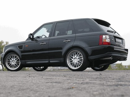 2009 Land Rover Range Rover Sport HSE by Cargraphic 16