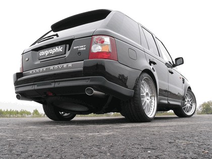 2009 Land Rover Range Rover Sport HSE by Cargraphic 17