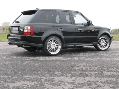 2009 Land Rover Range Rover Sport HSE by Cargraphic 18