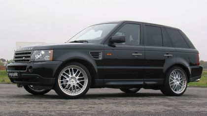 2009 Land Rover Range Rover Sport HSE by Cargraphic 8
